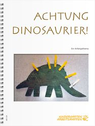 Achtung Dinosaurier