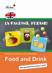 In English, please! Food and drink